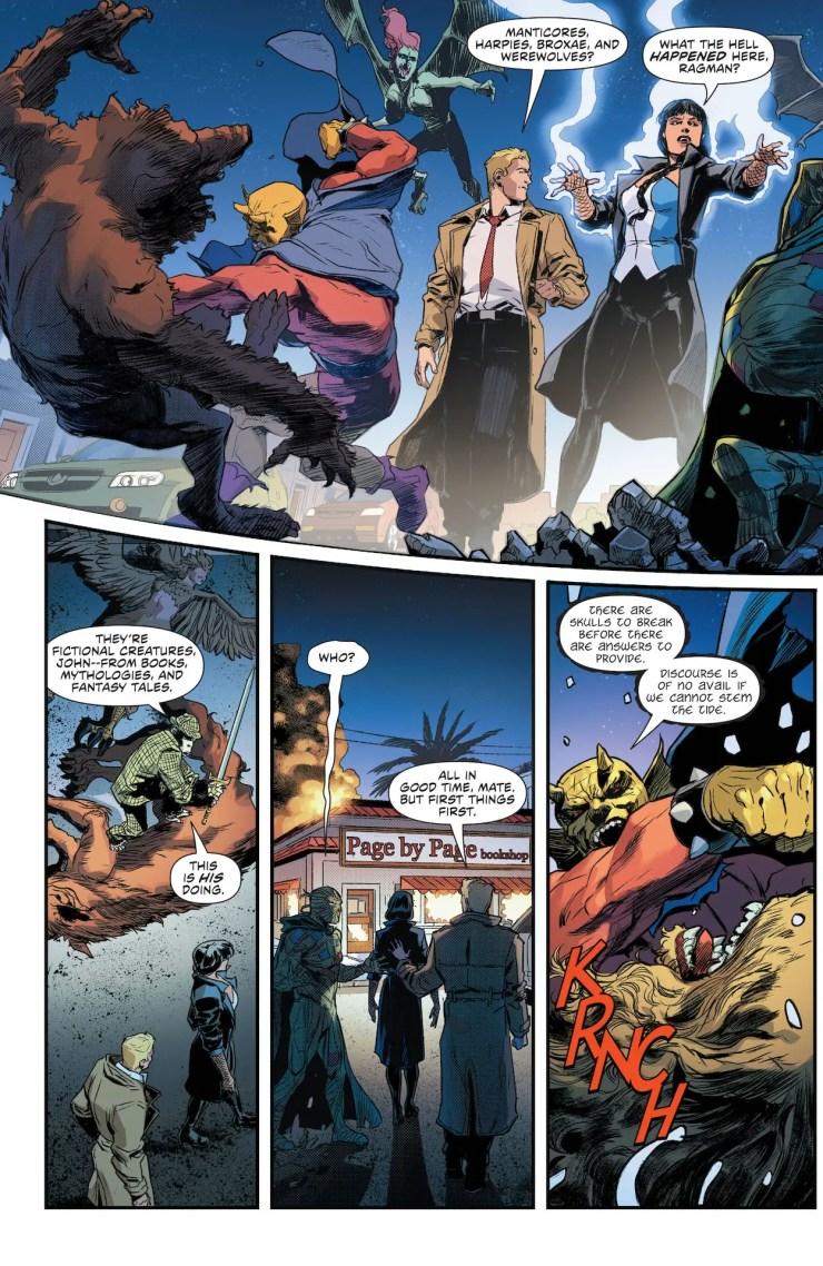 DC Preview: Justice League #61