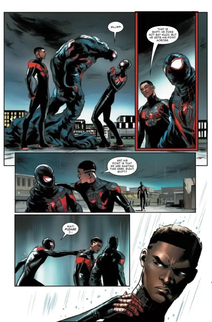 Marvel Preview: Miles Morales: Spider-Man #26