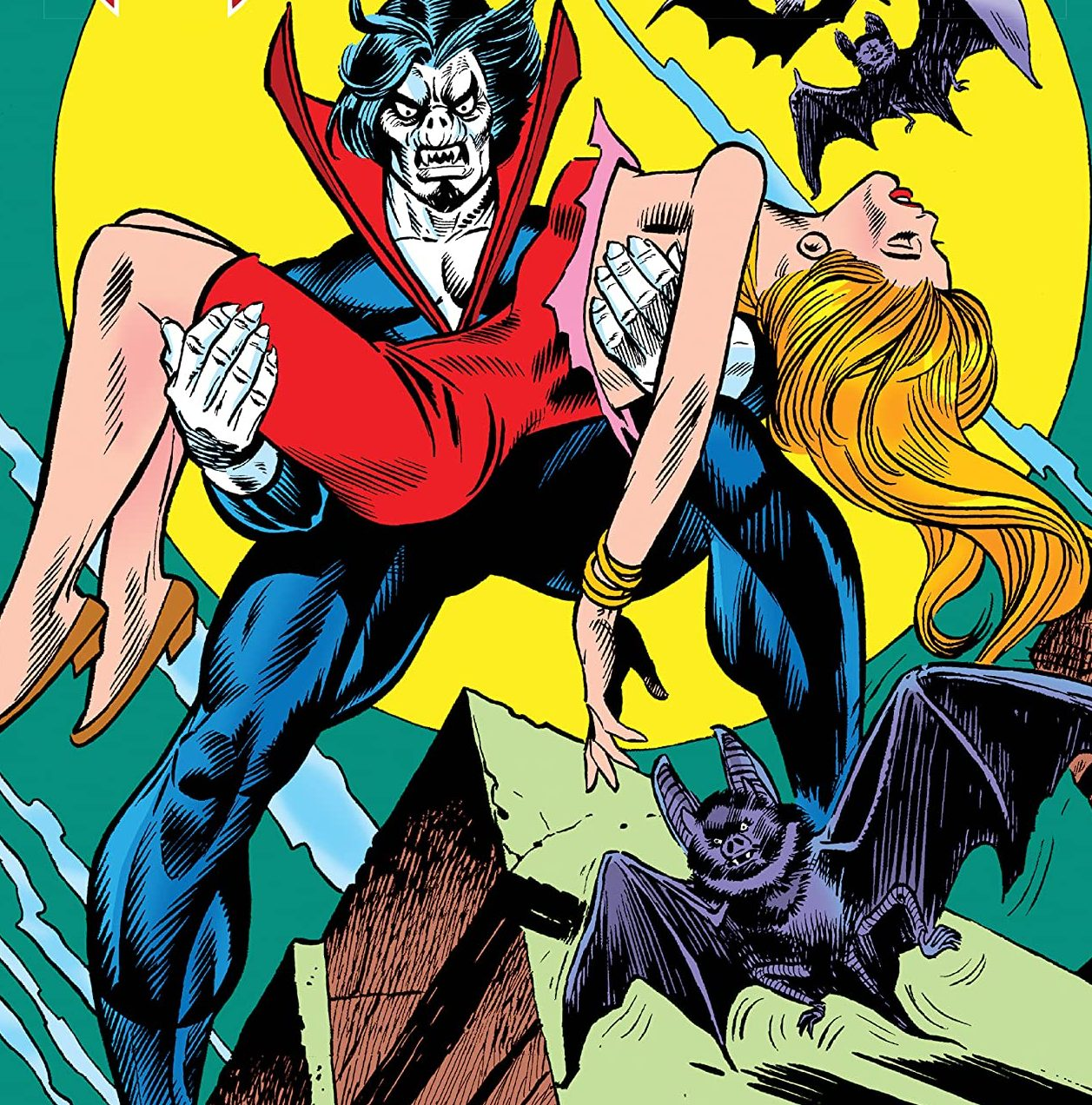 'Morbius Epic Collection: The End of A Living Vampire' TPB review
