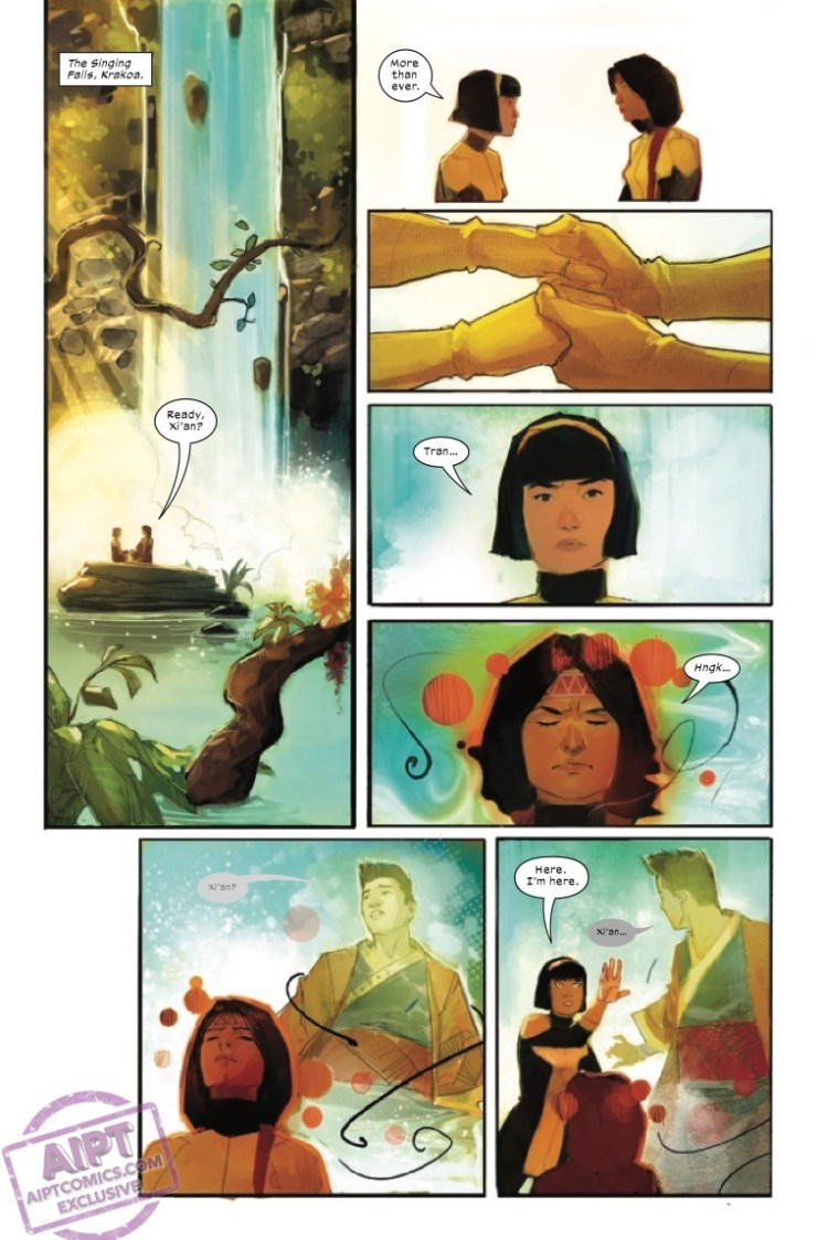 EXCLUSIVE Marvel Preview: New Mutants #18