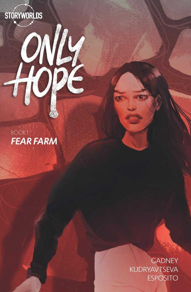 Storyworlds Preview: Only Hope book 1