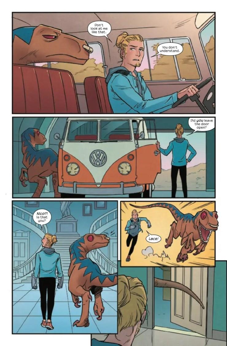 Marvel Preview: Runaways #36