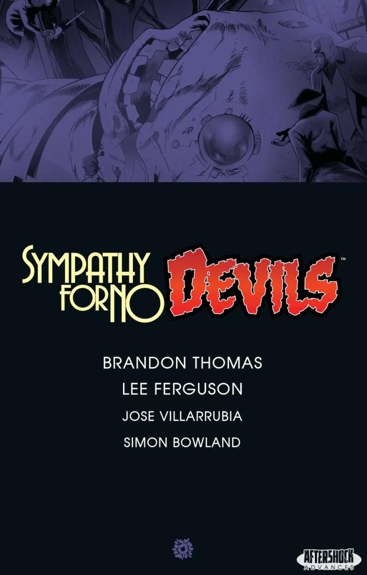 AfterShock Preview: Sympathy for No Devils