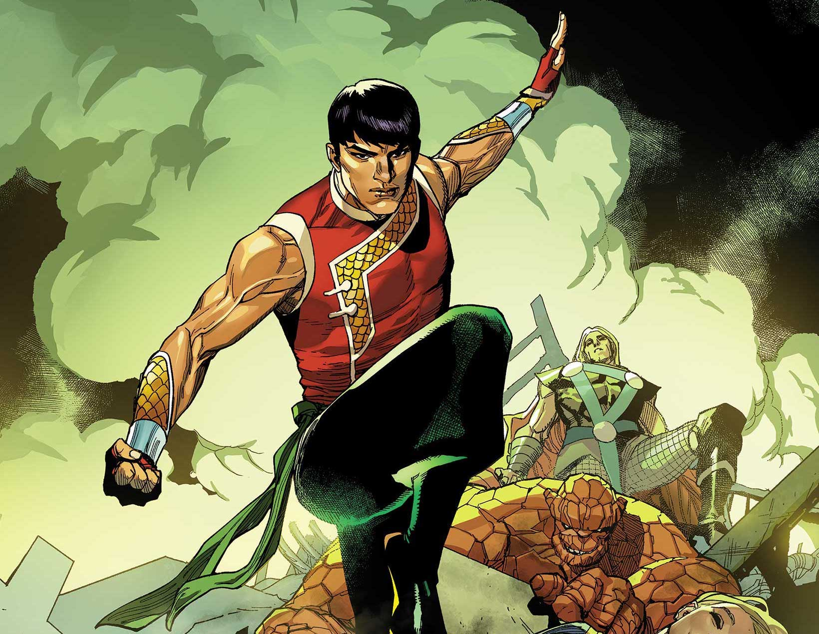 'Shang-Chi' #1 offers an exciting, must-read take on the character