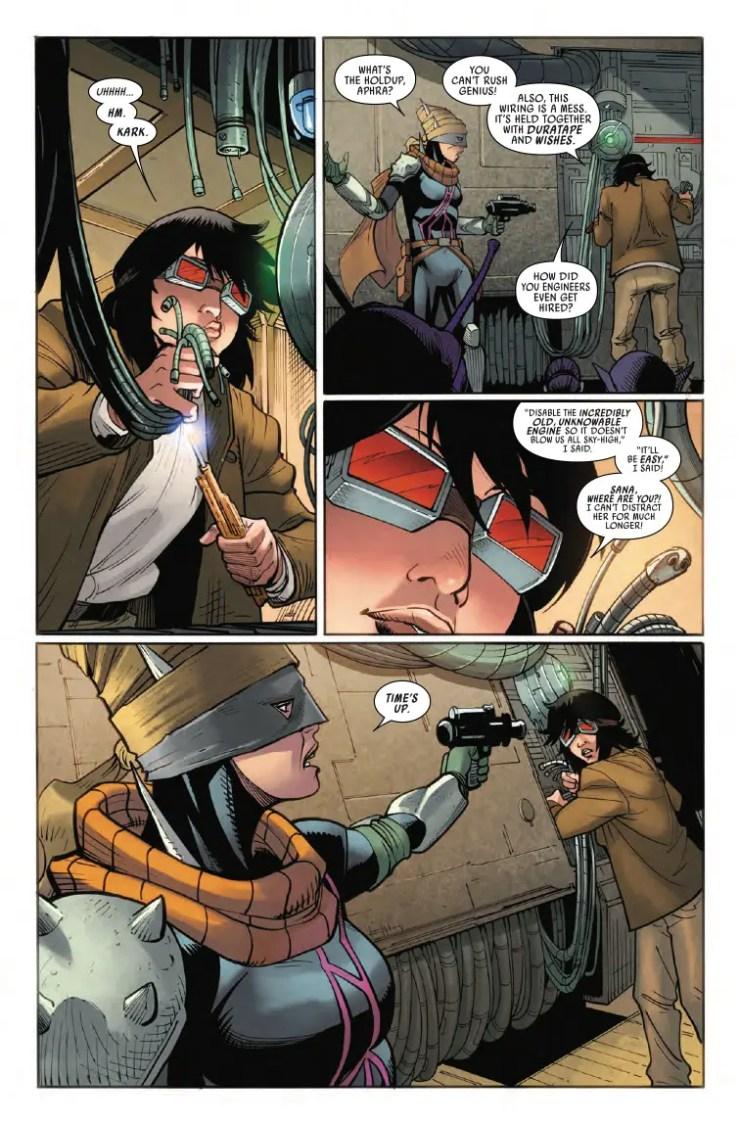 Marvel Preview: Star Wars: Doctor Aphra #10