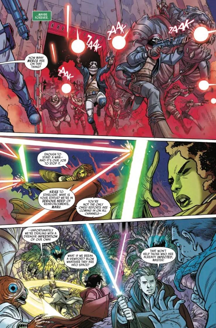 Star Wars: The High Republic (2021-) #5