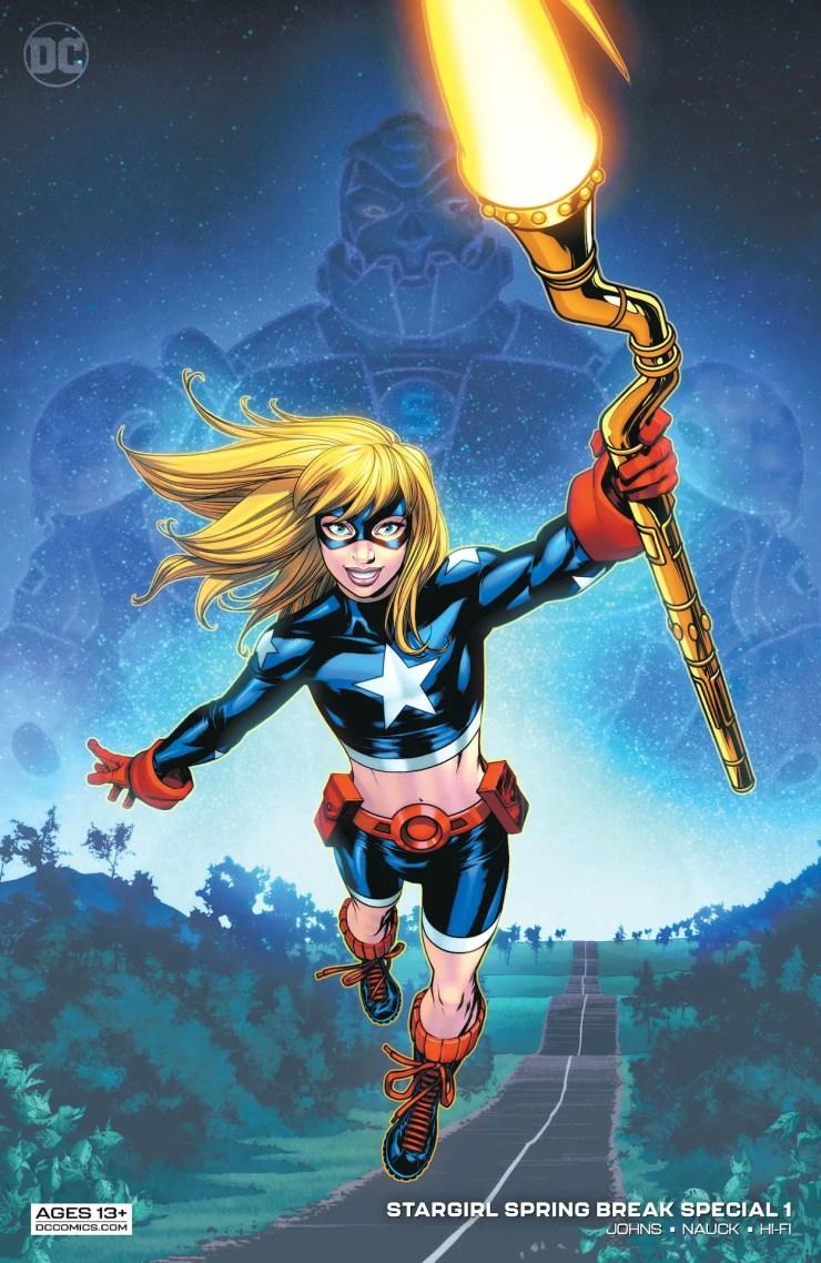 DC Preview: Stargirl Spring Break Special #1