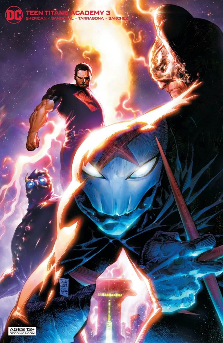 DC Preview: Teen Titans Academy #3