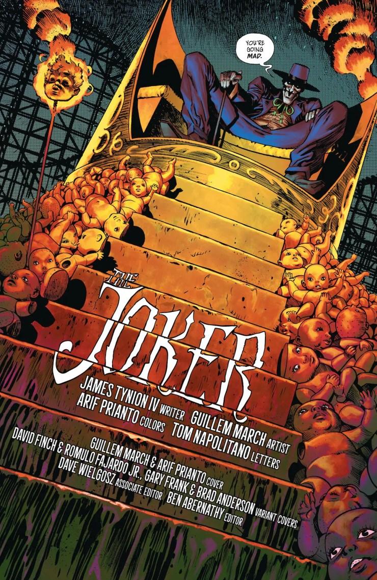 The Joker (2021-) #3