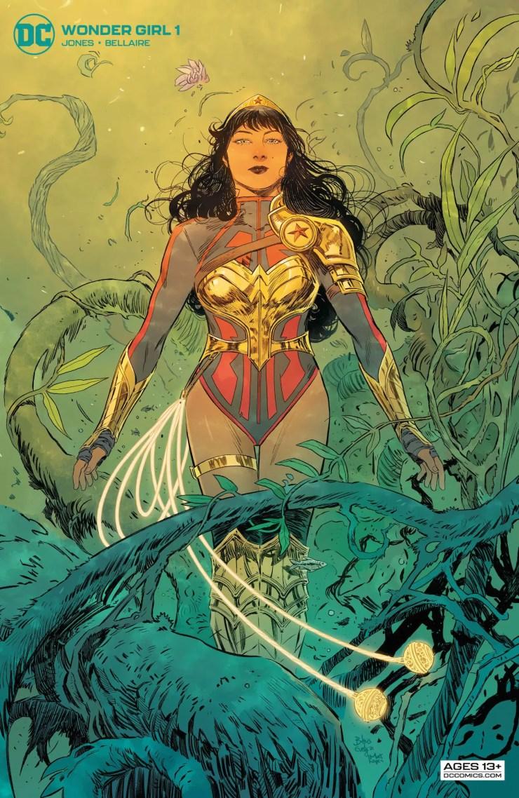 Wonder Girl (2021-) #1