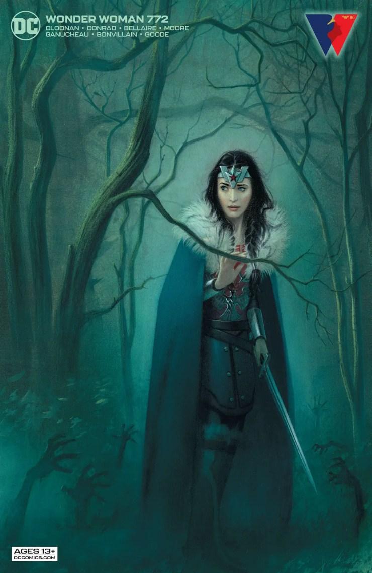 DC Preview: Wonder Woman #772