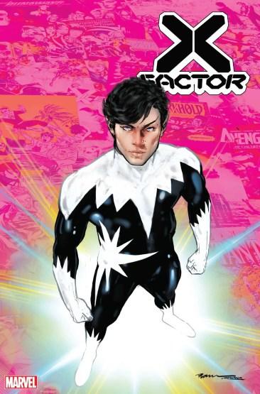 Marvel reveals final Phil Jimenez Pride Month variant cover