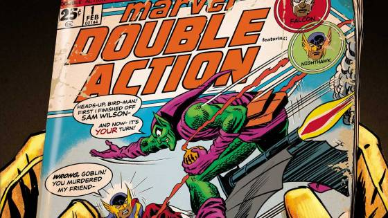 'Heroes Reborn: Marvel Double Action' #1 review: That '70s Comic