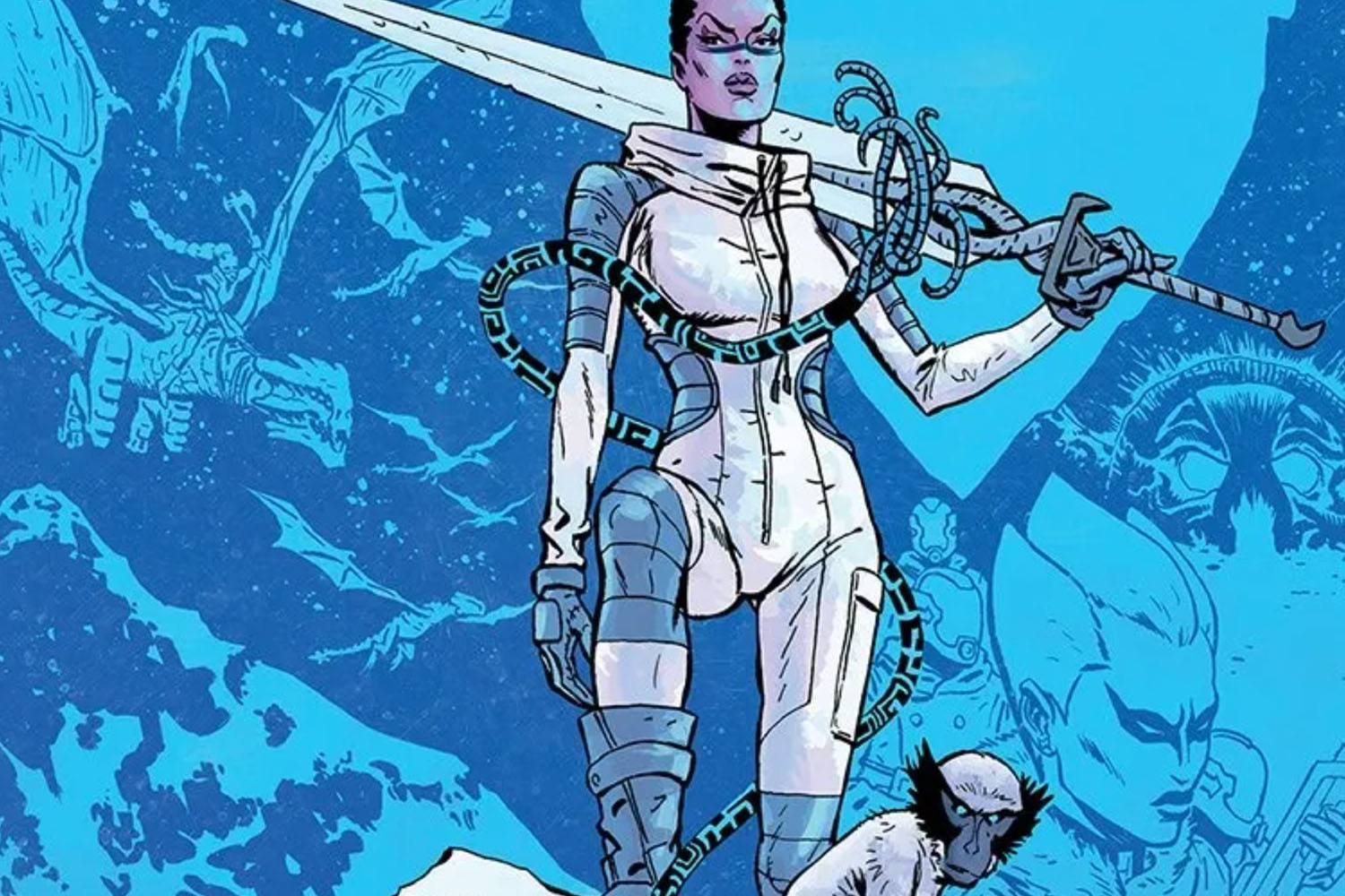 'Everfrost' #1 creates a bold and daring new world