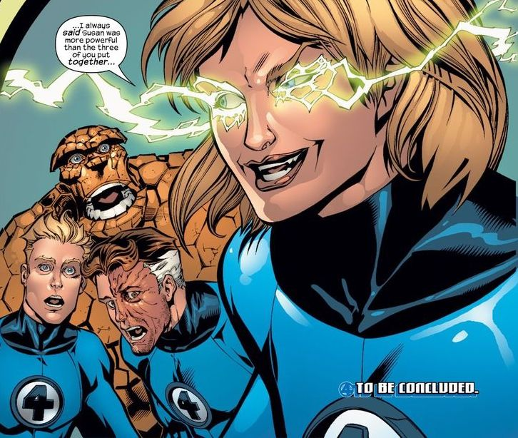 Fantastic Four #507
