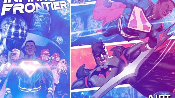 DC Comics reveals new details on 'Infinite Frontier' launching June 22nd