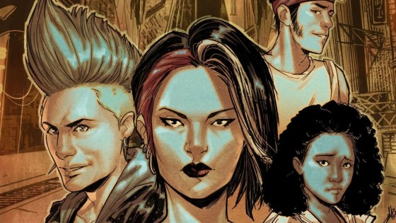 Olivia Cuartero-Briggs on building the world of 'Silver City'