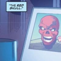 Jordan Peterson's Red Skull adventure