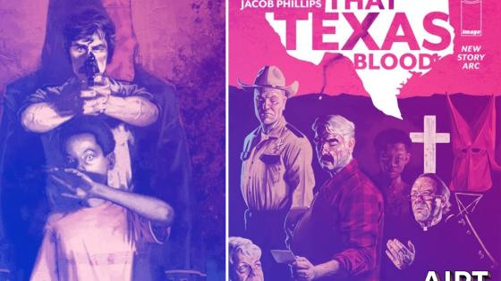 Image Comics announces 'That Texas Blood' returns June 30th