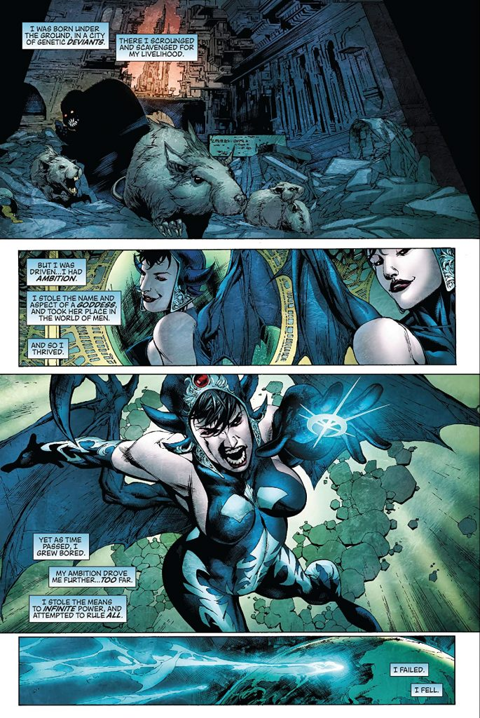 Thor: The Deviants Saga page one