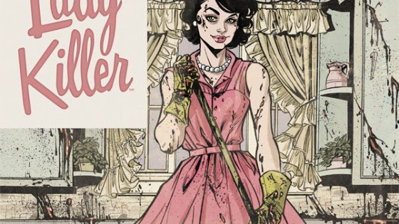 Dark Horse series 'Lady Killer' headed to Hollywood starring Blake Lively