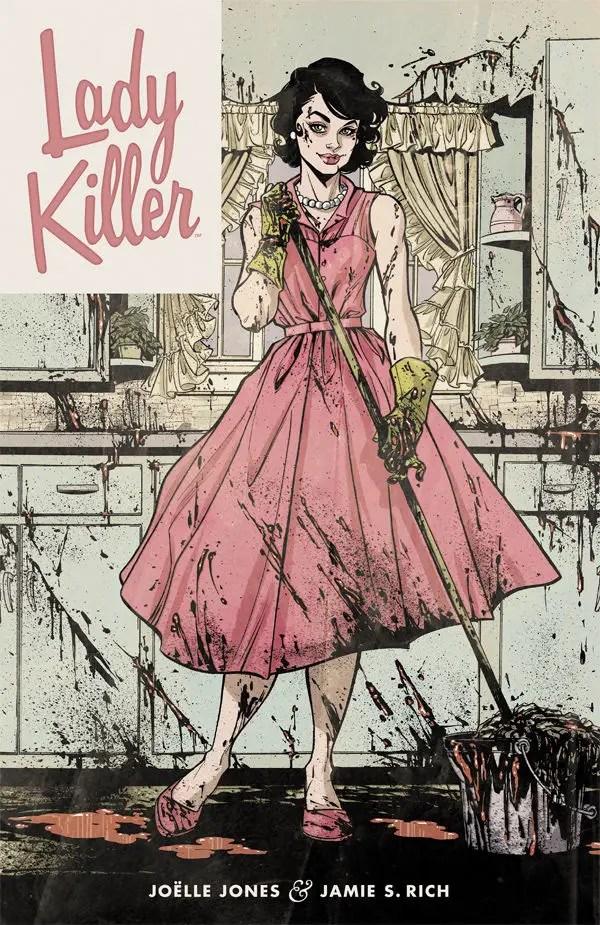 Lady Killer Dark Horse Blake Lively