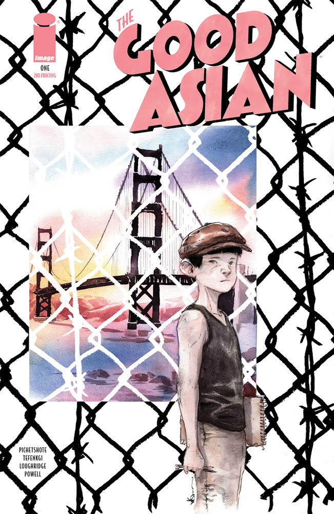 'The Good Asian' sells out and gets second printing