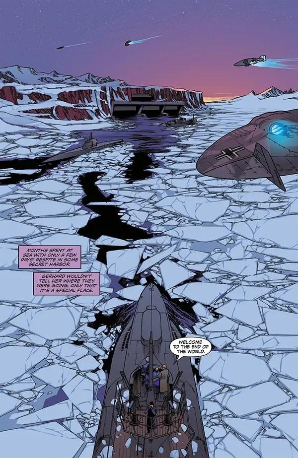 Secret Land Dark Horse Comics Christofer Emgard Tomas Aira