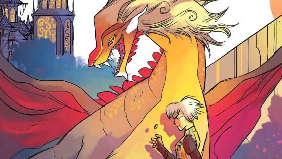 TKO Studios launches fantasy series 'Scales & Scoundrels' Vol.s 1 & 2