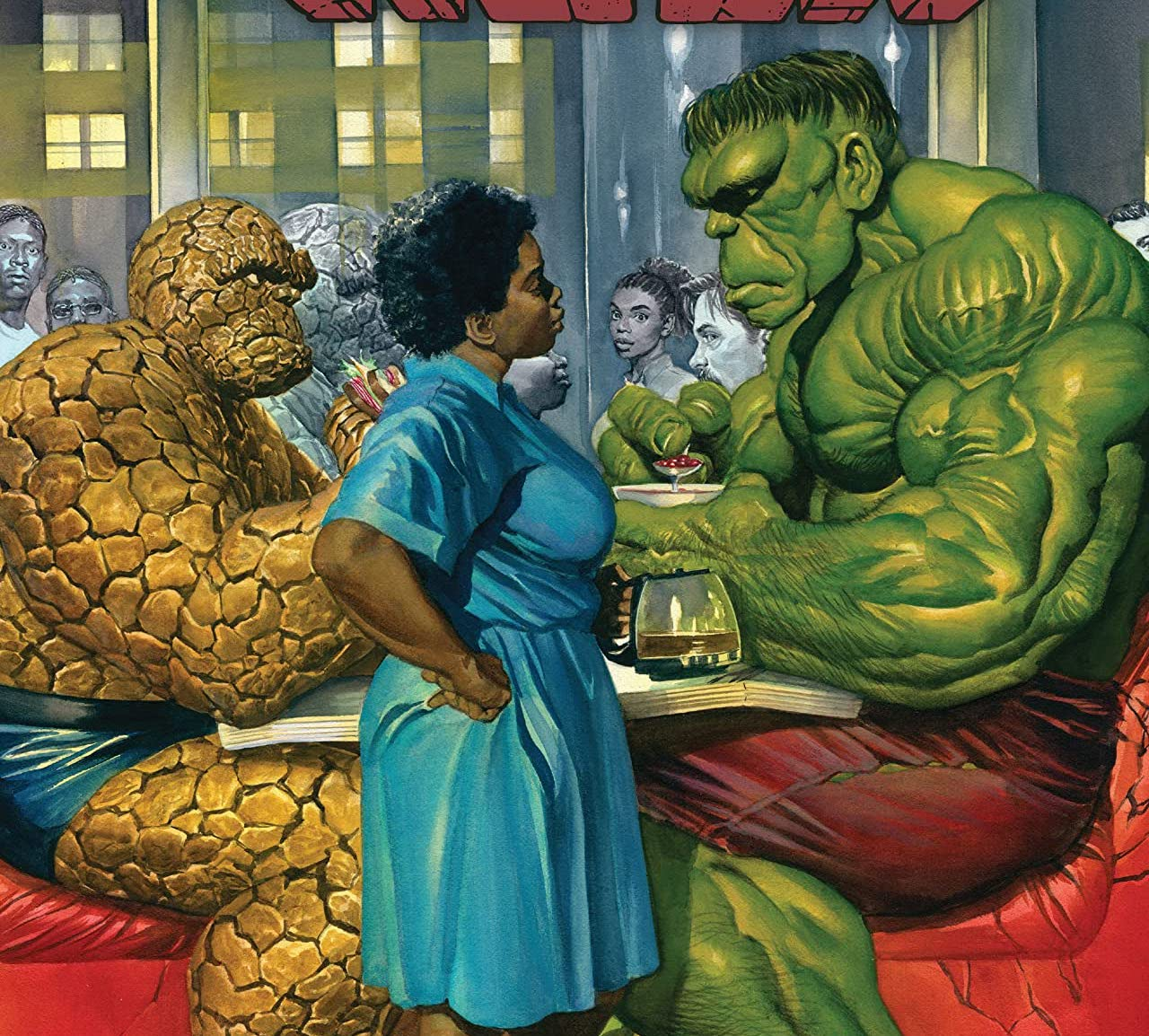 'Immortal Hulk Vol. 9: The Weakest One There Is' review