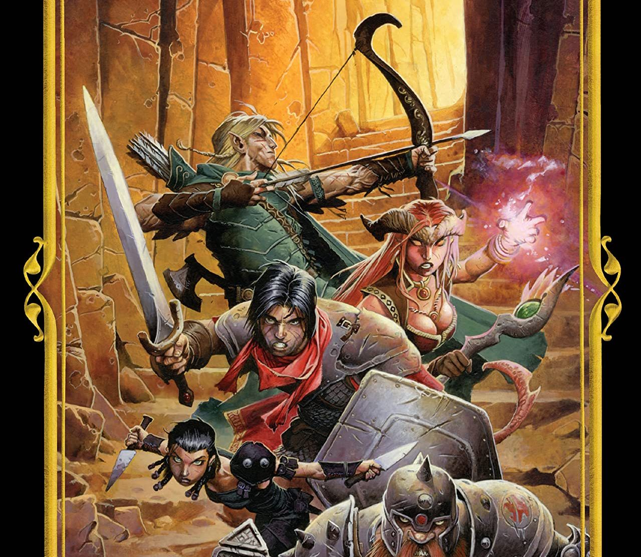 Dungeons & Dragons: Fell's Five
