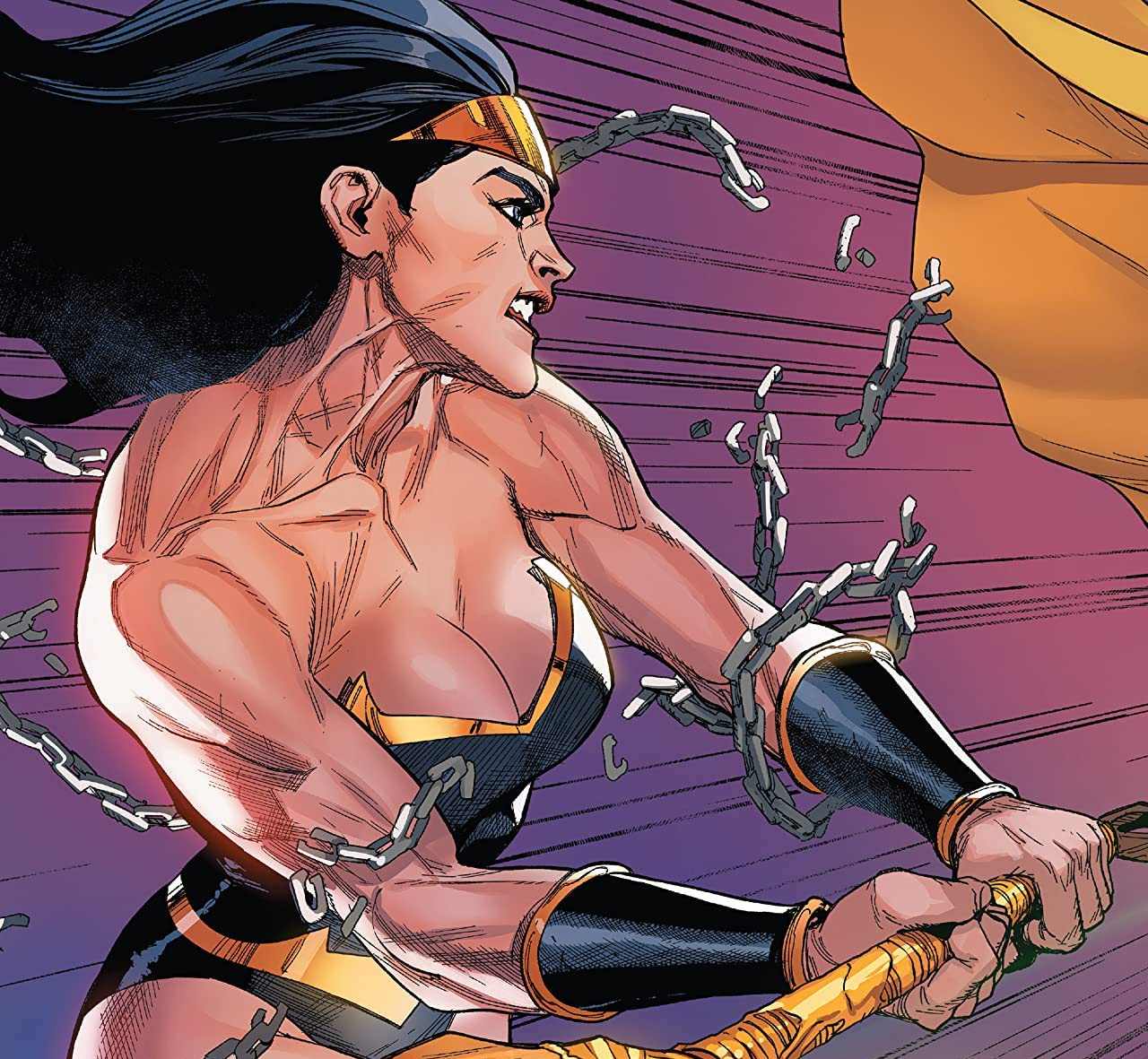 'Heroes Reborn' #6 puts the power in Power Princess
