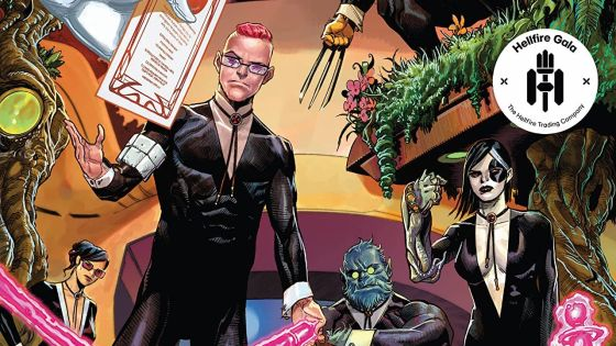'X-Force' #20 blends Beast's blunder and Deadpool's disaster