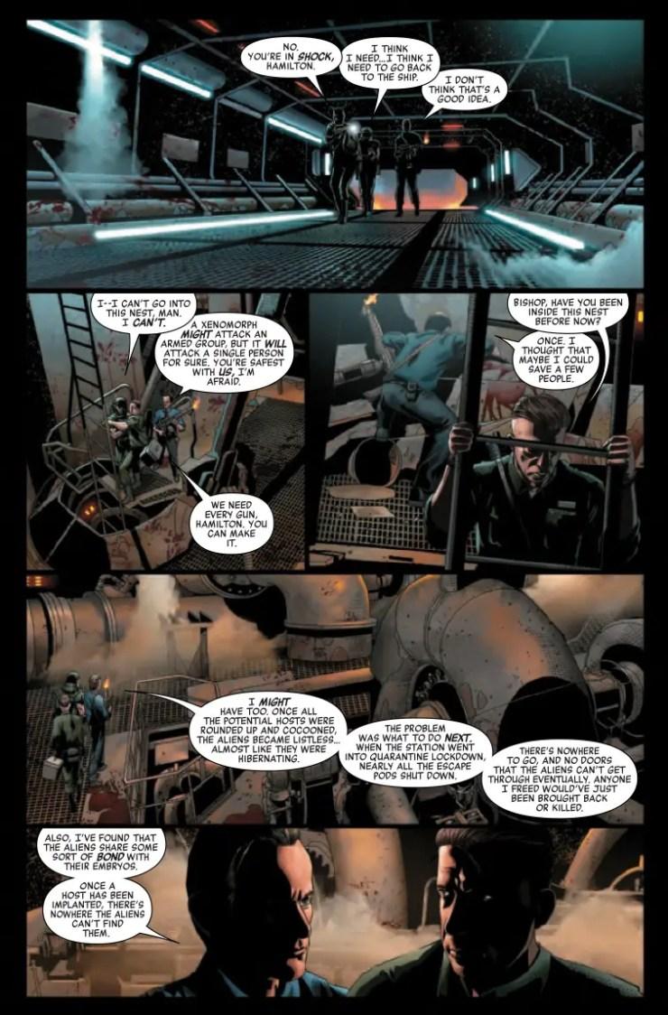 Marvel Preview: Alien #4