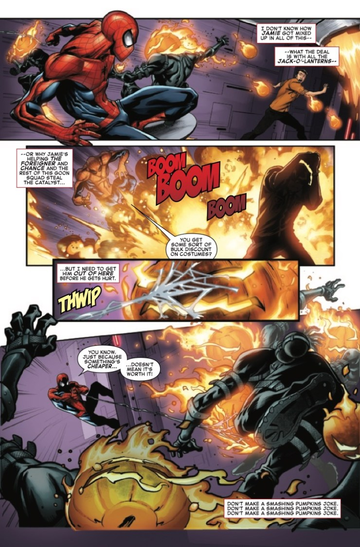 Marvel Preview: Amazing Spider-Man #69