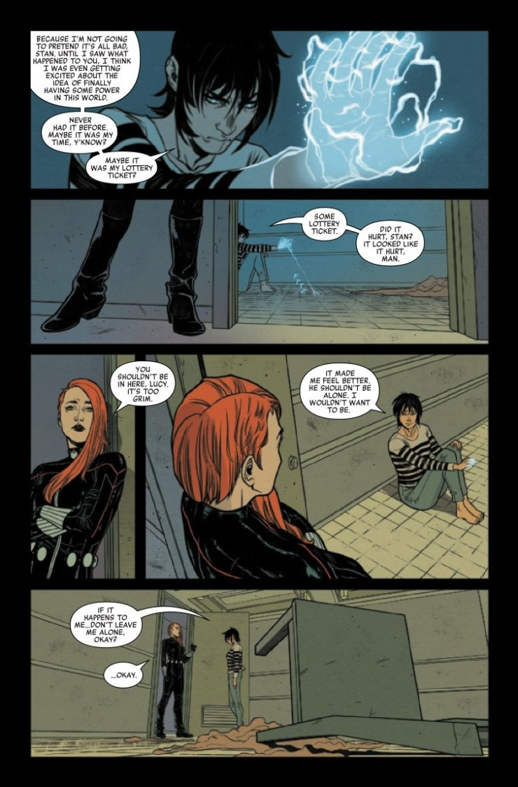 Marvel Preview: Black Widow #8