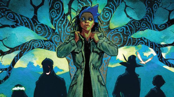 'Basilisk' #1 is as an eerie and unique opening issue