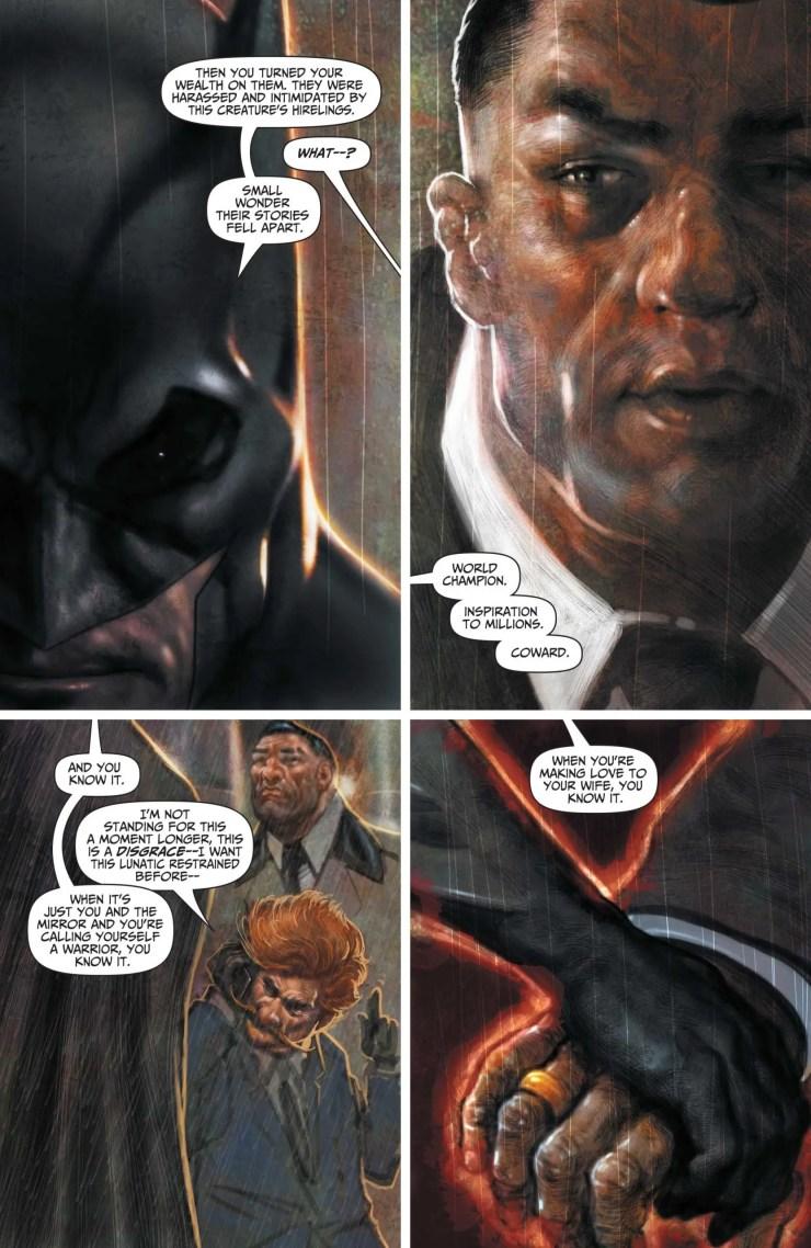 DC Preview: Batman: Reptilian #1