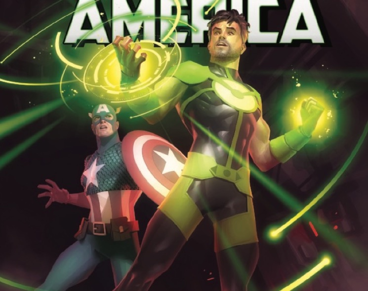 'Captain America Annual' #1 is more of an Avengers story than a Cap story