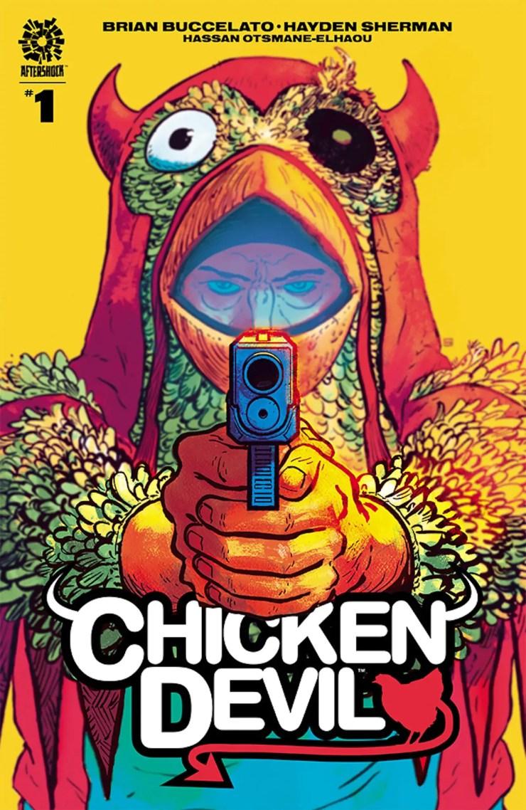 AfterShock First Look: Chicken Devil #1