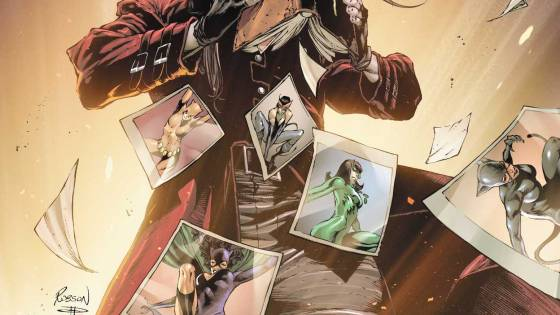 DC Preview: Catwoman #32