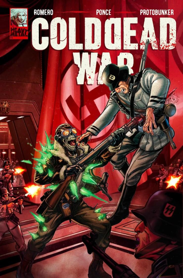 Heavy Metal Preview: Cold Dead War #3