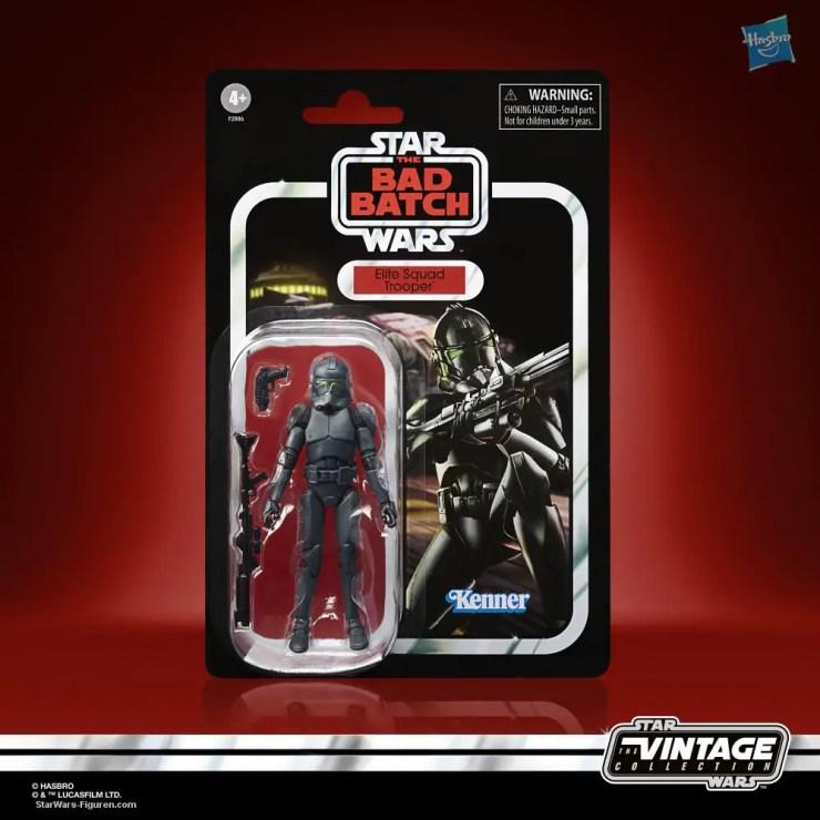 Star Wars Vintage Collection: Bad Batch figure 4-pack revealed
