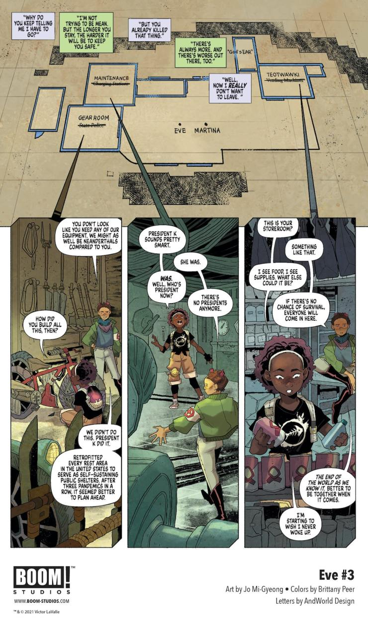 EXCLUSIVE BOOM! Preview: Eve #3