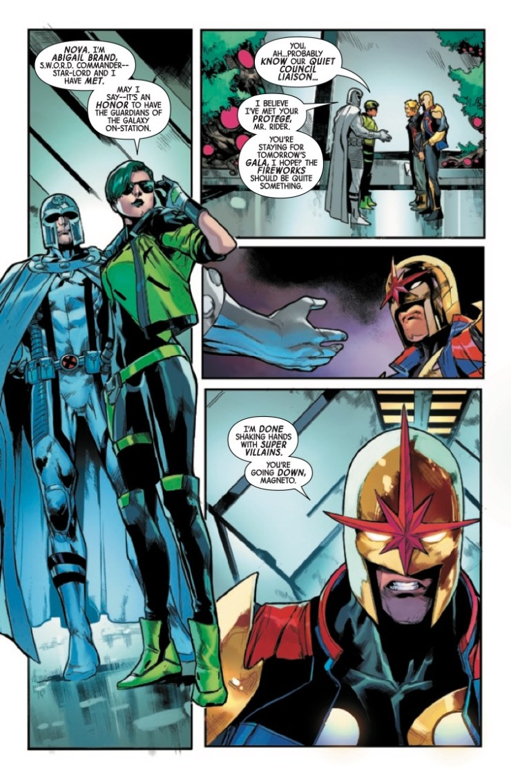 Marvel Preview: Guardians of the Galaxy #15
