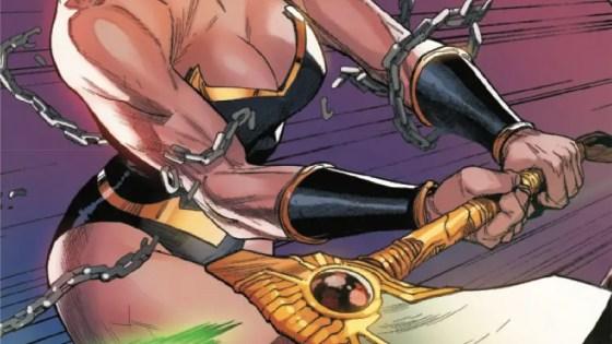 Marvel Preview: Heroes Reborn #6