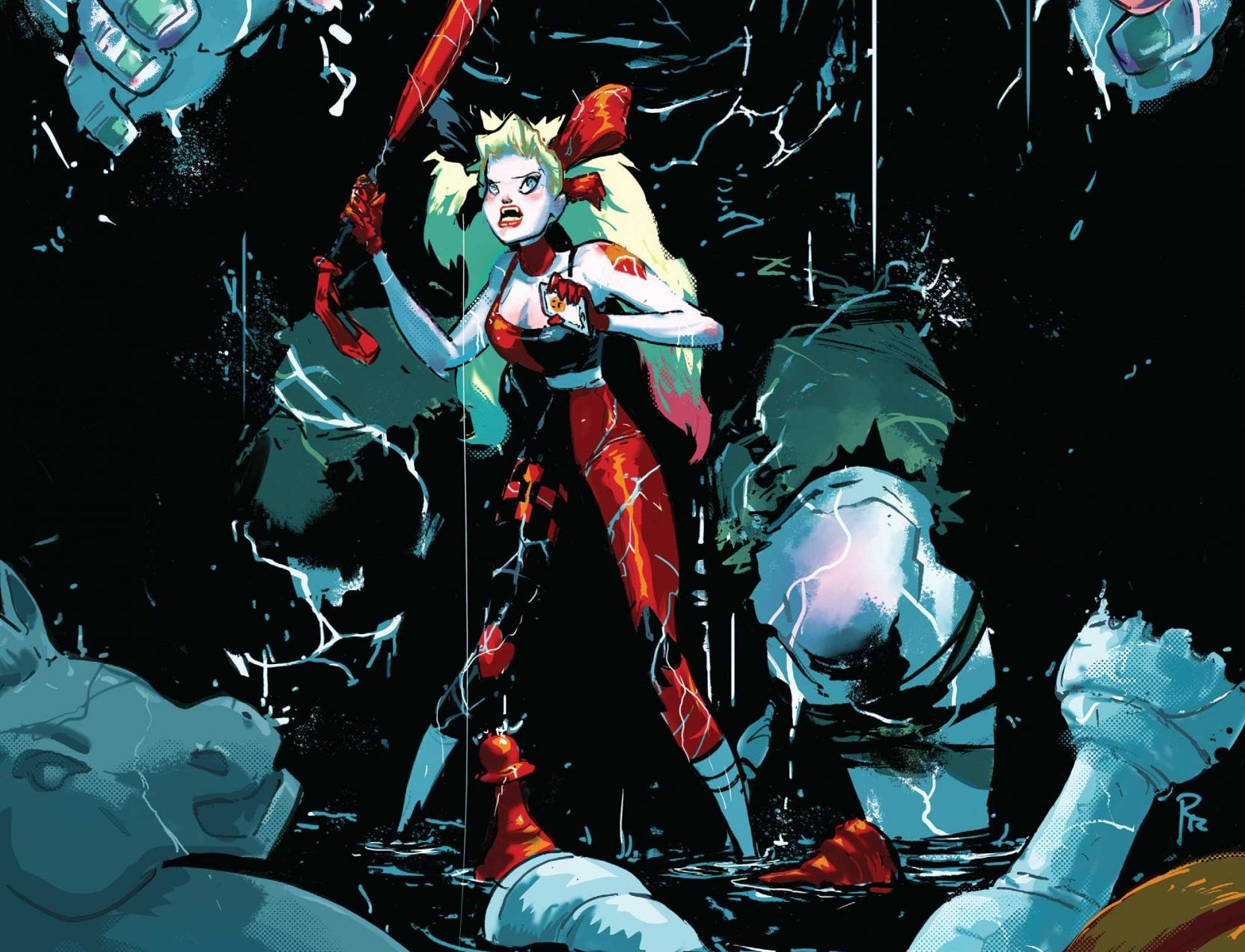 'Harley Quinn' #4 represents the perfect union between writer and artist