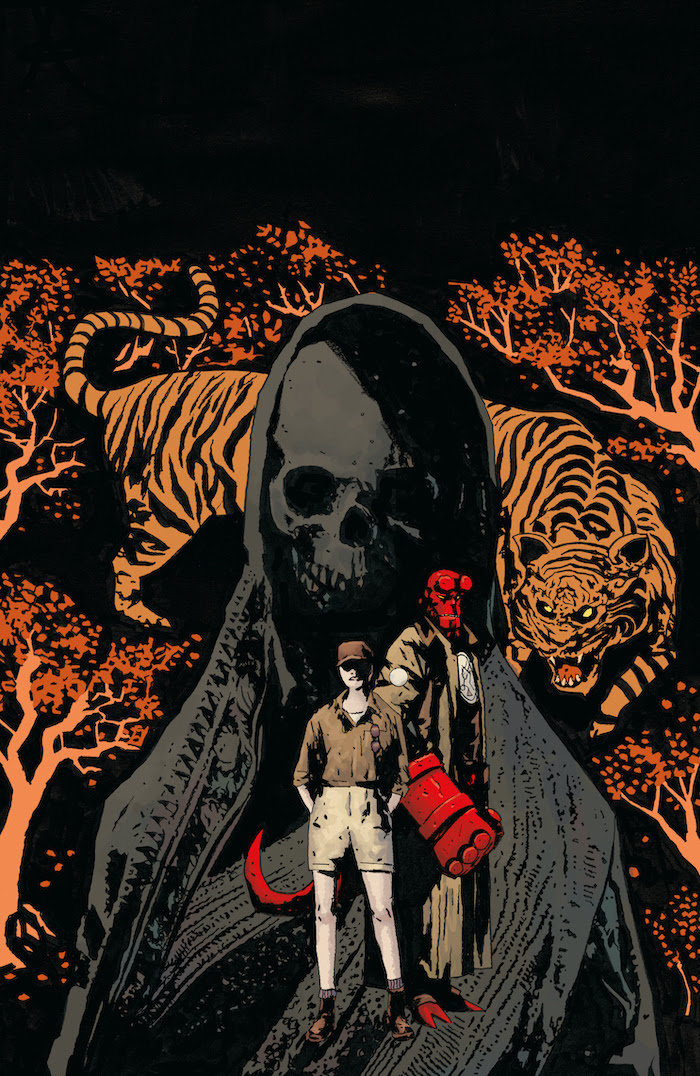 Dark Horse announces 'Hellboy & The B.P.R.D.' 1950s series concluding