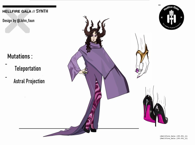 The Hellfire Gala: Fans submit their looks