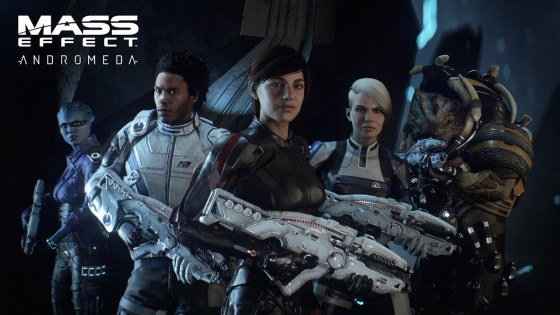Mass Effect: Andromeda screenshot